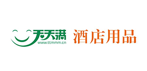 天天满酒店用品标志(logo)